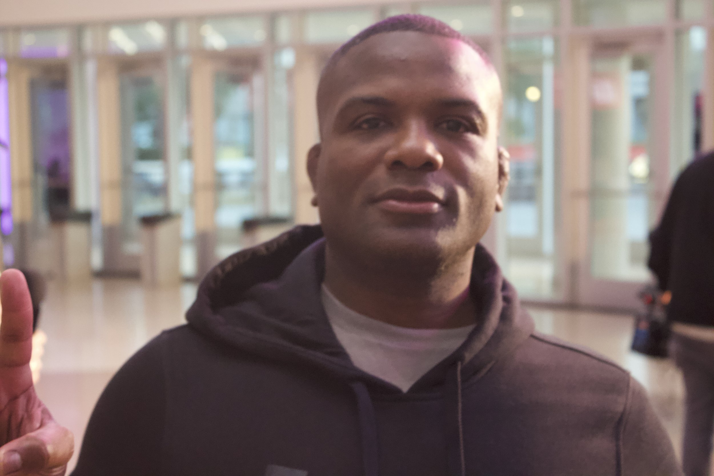 American Top Team Coach and Former UFC Fighter - Din Thomas