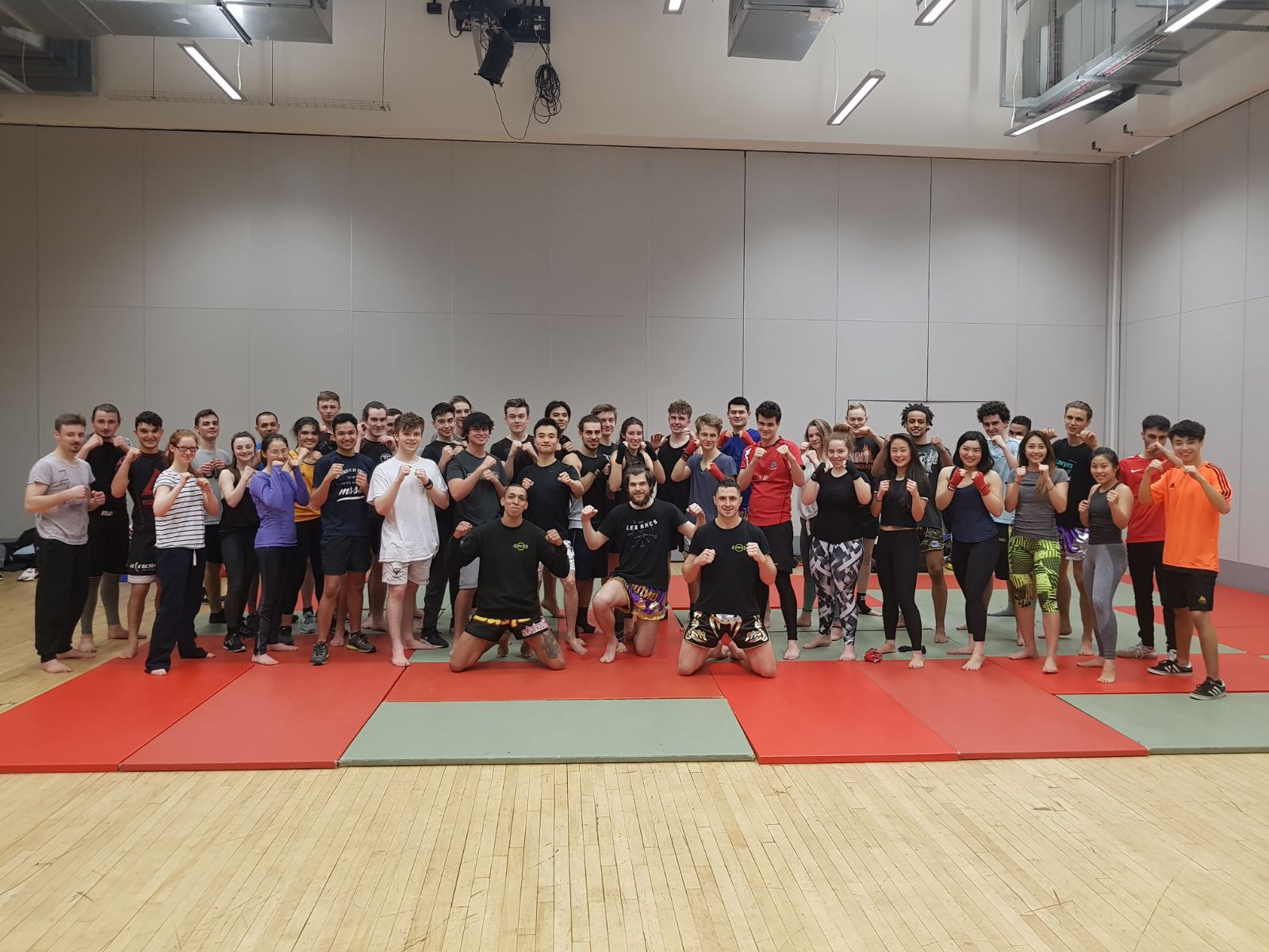 Personal Combat Training offers Muay Thai and kickboxing training at University of Bristol Muay Thai society