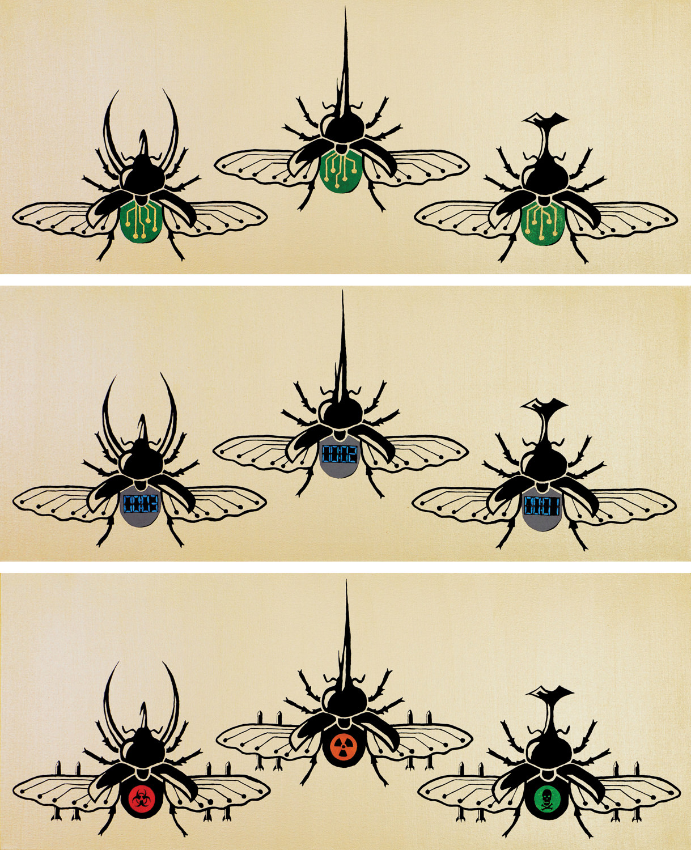 Beetle Juiced
