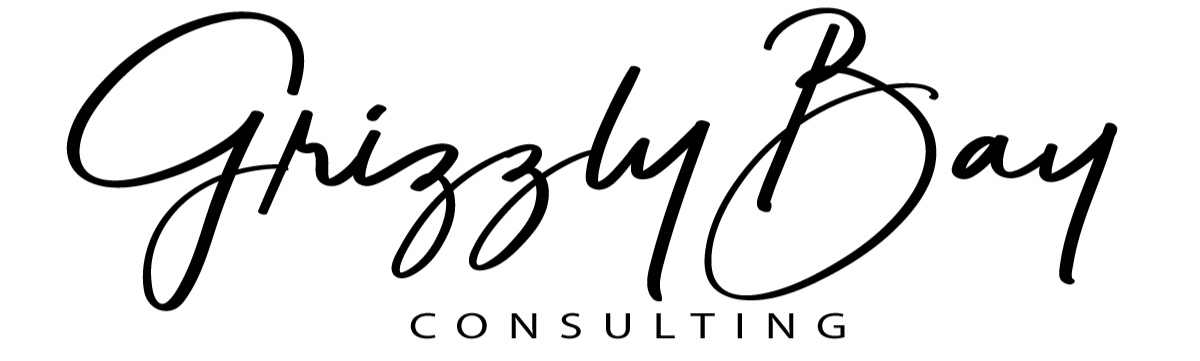 We also offer other business services through Grizzly Bay Consulting.