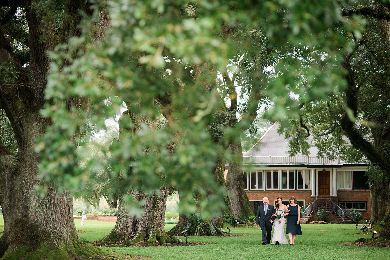 Wedding at Stella Plantation New Orleans