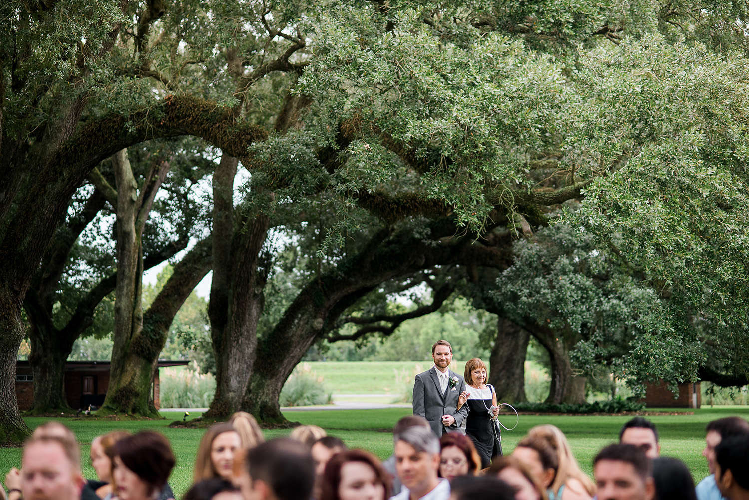 Wedding at Stella Plantation New Orleans
