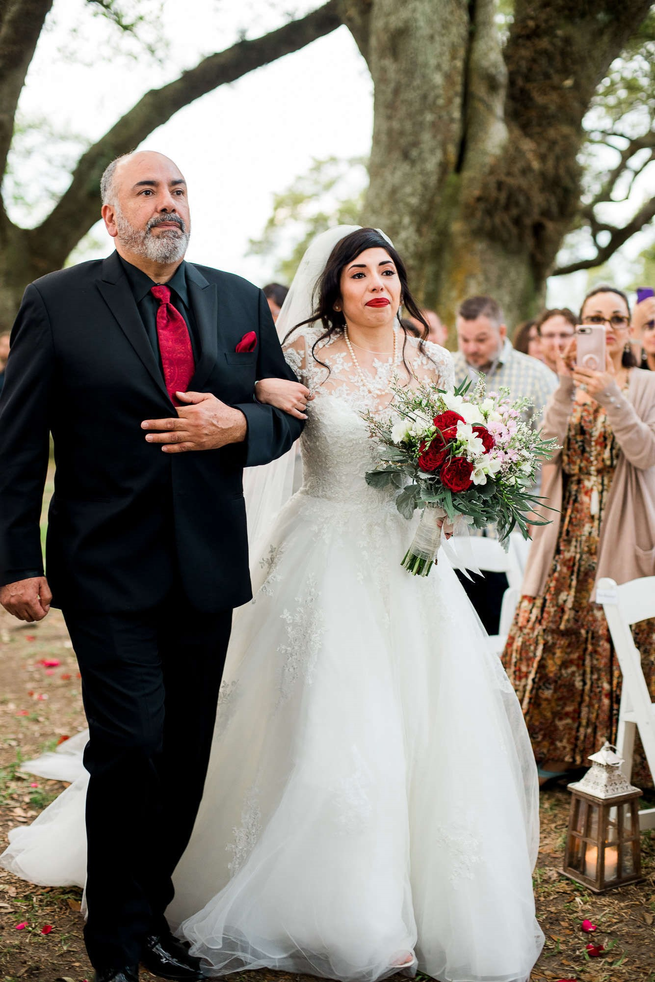 Wedding at Stella Plantation in New Orleans, La