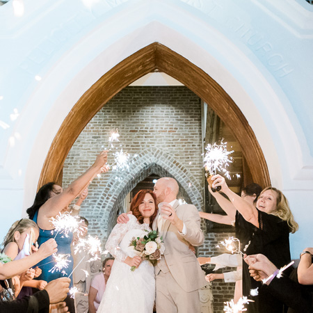 AM I PLANNING A SPECIAL EXIT FROM MY RECEPTION? -