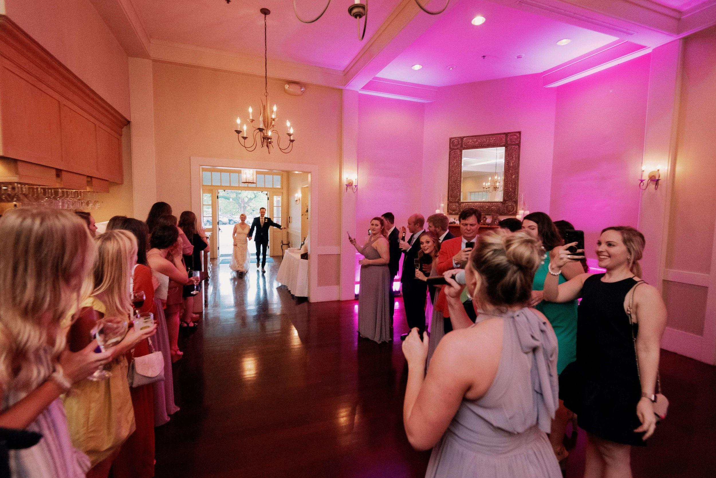 Audubon Clubhouse Wedding Venues New Orleans