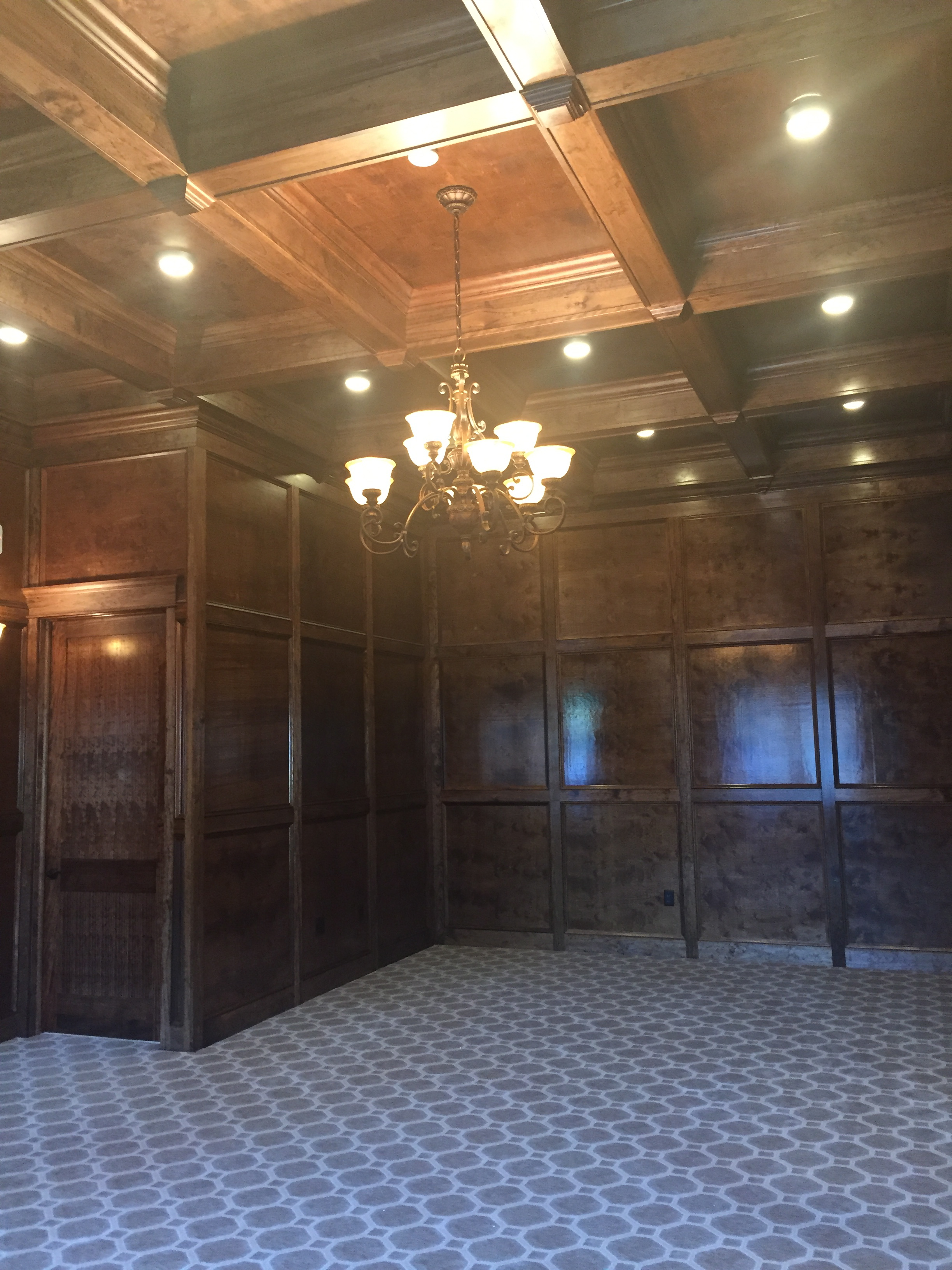 Custom woodwork in Tampa by A&S Custom Construction Inc.