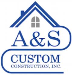 Logo of A&S Custom Construction Inc.
