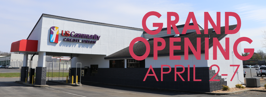 Grand Opening April 2-7