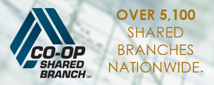 Co-Op Shared: Over 5,100 shared branches nationwide