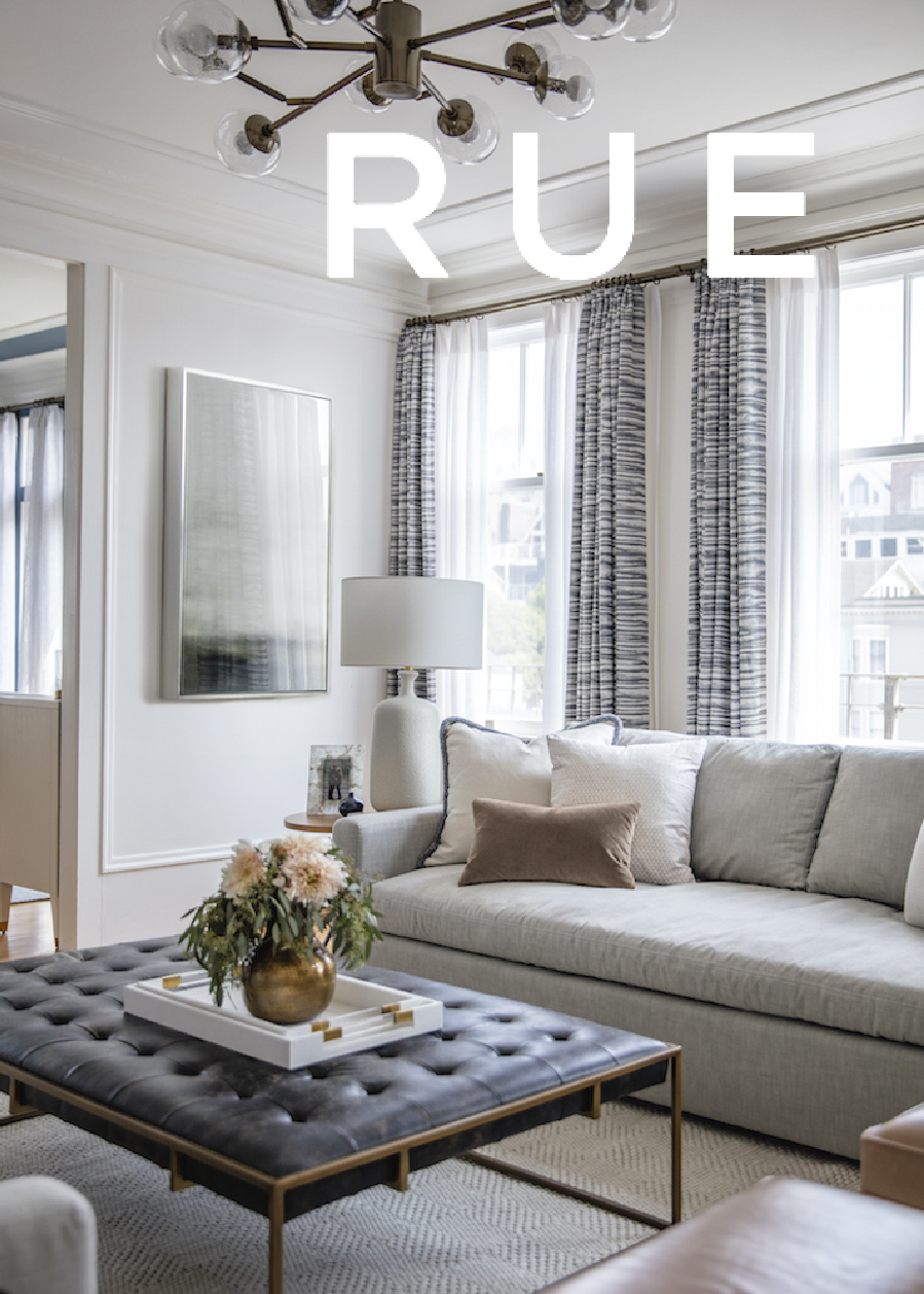RACHEL MADDEN REVIVES A 100-YEAR-OLD RENTAL IN SAN FRANCISCO