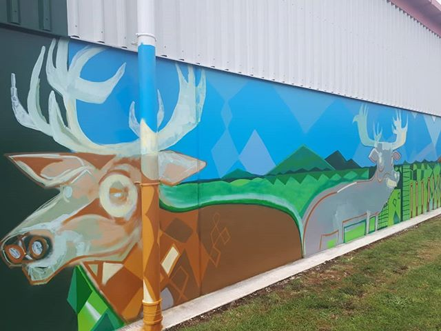 Since February 2017 Farmlands' HeART of the Community has been splashing colour over rural New Zealand, celebrating our unique townships, their stories and people. With 8 Farmlands stores so far receiving a piece of HOTC art we're getting excited for a big 2019. Where would you like us to visit next?