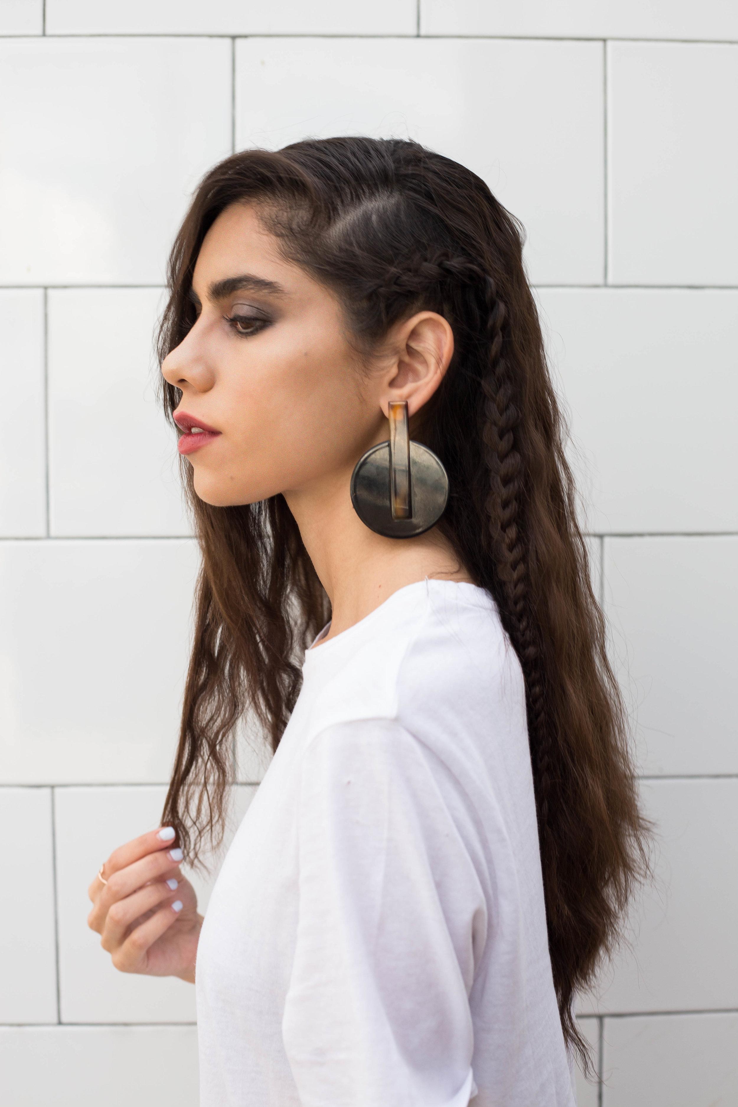 Foto: Greta Garrett  MUA: Maru Rivera  Modelo:  Alba Martín