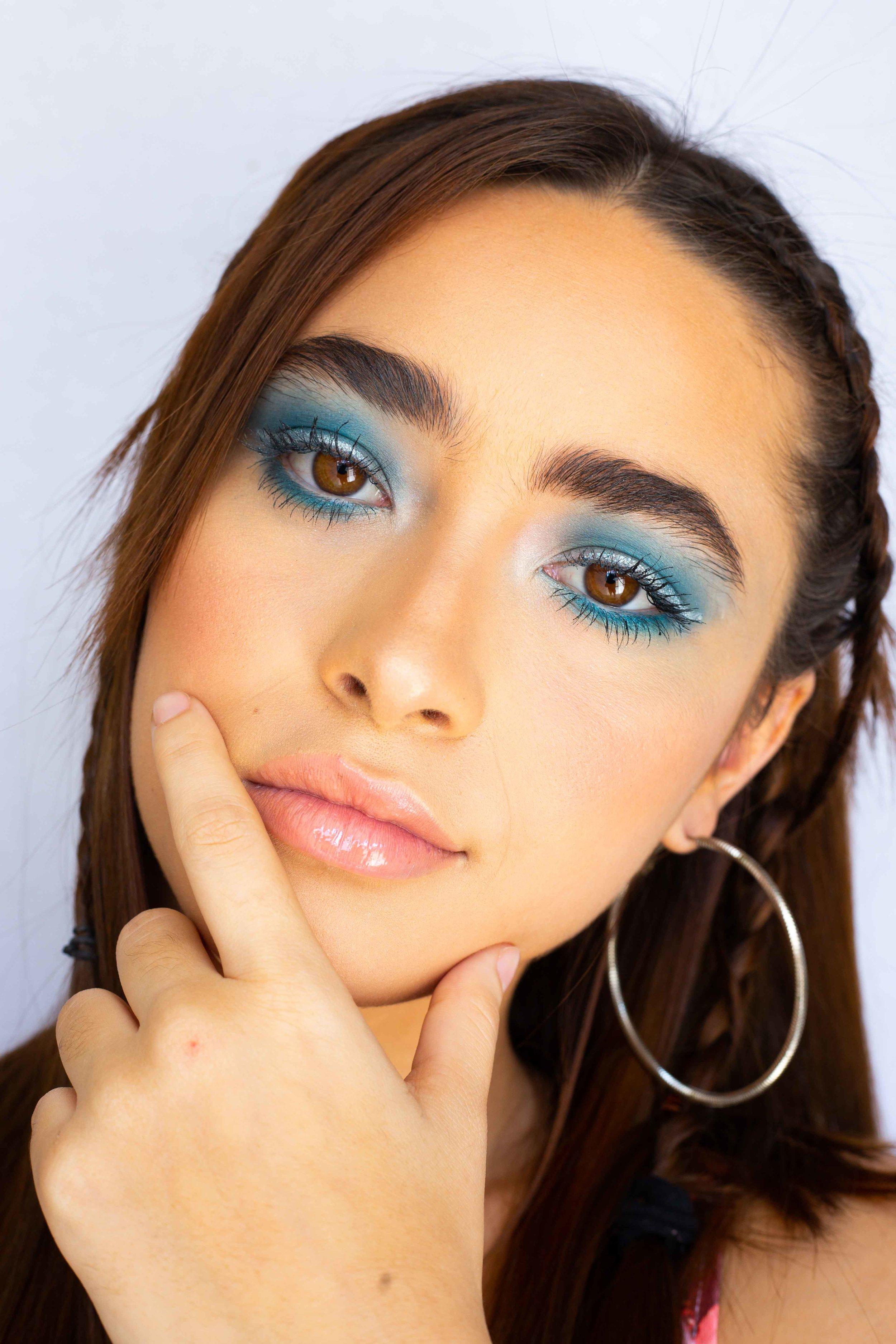Fotografía: Greta Garrett  Modelo: Vivian Chnaid  MUA: Dzagia Auais  Producción y concepto: Juan Carlos Damas, Melanie Garrido
