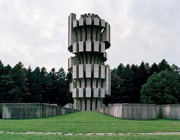 Battle of Kozara memorial, Kozara Mountain, Bosnia