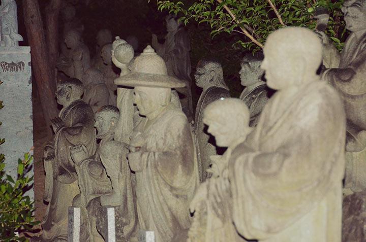 Dusk in Arashiyama