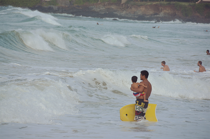 Growing up in Paia