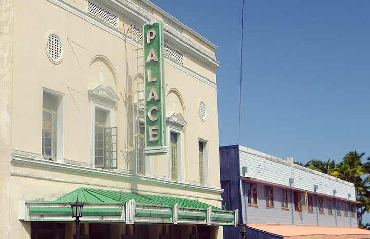 HIlo Palace Theatre entertaining the island since 1925