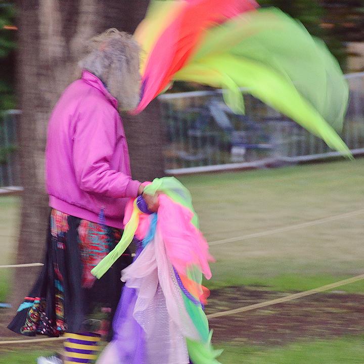 Northwest Folklife music festival