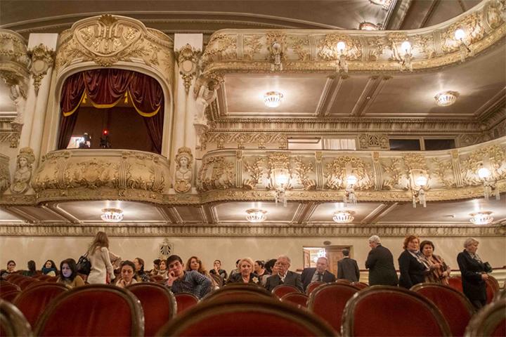 Opera and Ballet Theatre, Baku