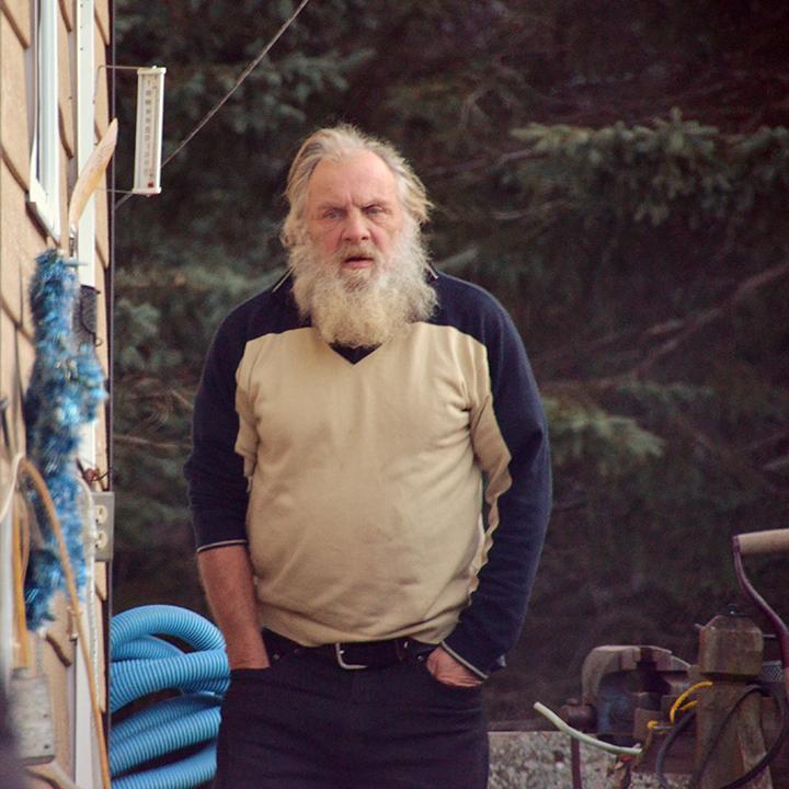 Reluctant wood salesman