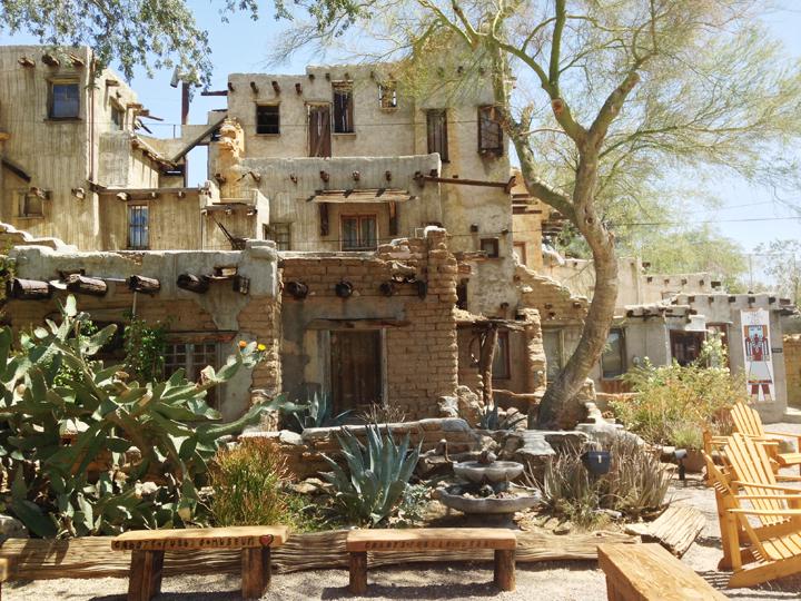 Cabot's Pueblo in Desert Hot Springs