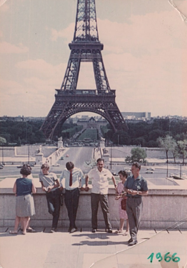Paris (me second from left)