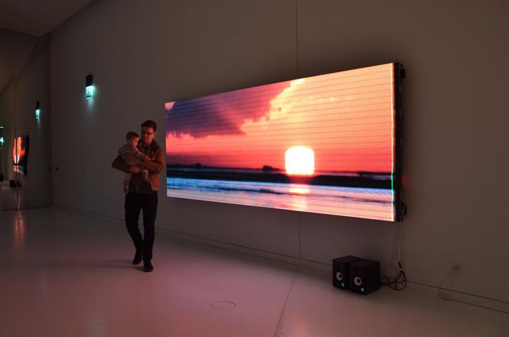 """""""Utopia/Dystopia"""" exhibit at MAAT"""