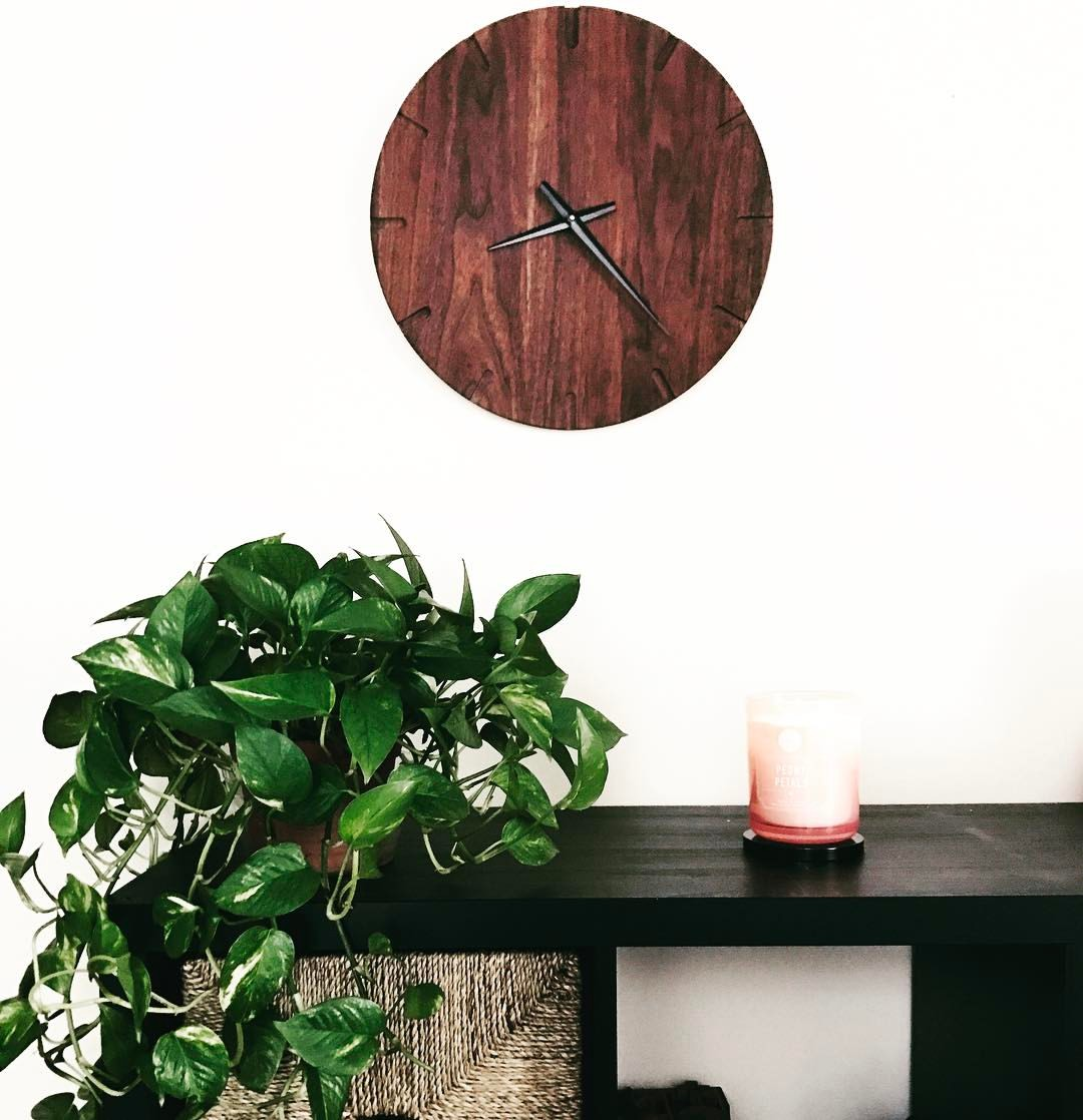 Wooden Wall Clock.jpg