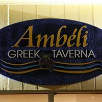 Ambeli Greek Taverna  29 N Union Ave, Cranford, NJ 07016 (908) 272-4111  https://www.facebook.com/Ambeli-Greek-Taverna-890716101048812/