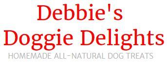 Debbie's Doggie Delights Home made, natural dog and cat treats  http://debbiesdoggiedelights.com