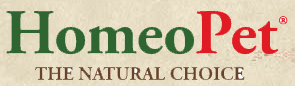 """HomeoPet LLC is a family owned business that produces a line of Natural and Homeopathic medicines for animals. Established in 1994 to meet the increasing demand for alternative """"chemical free"""" treatments for common conditions that, while not life-threatening, cause suffering in animals."""