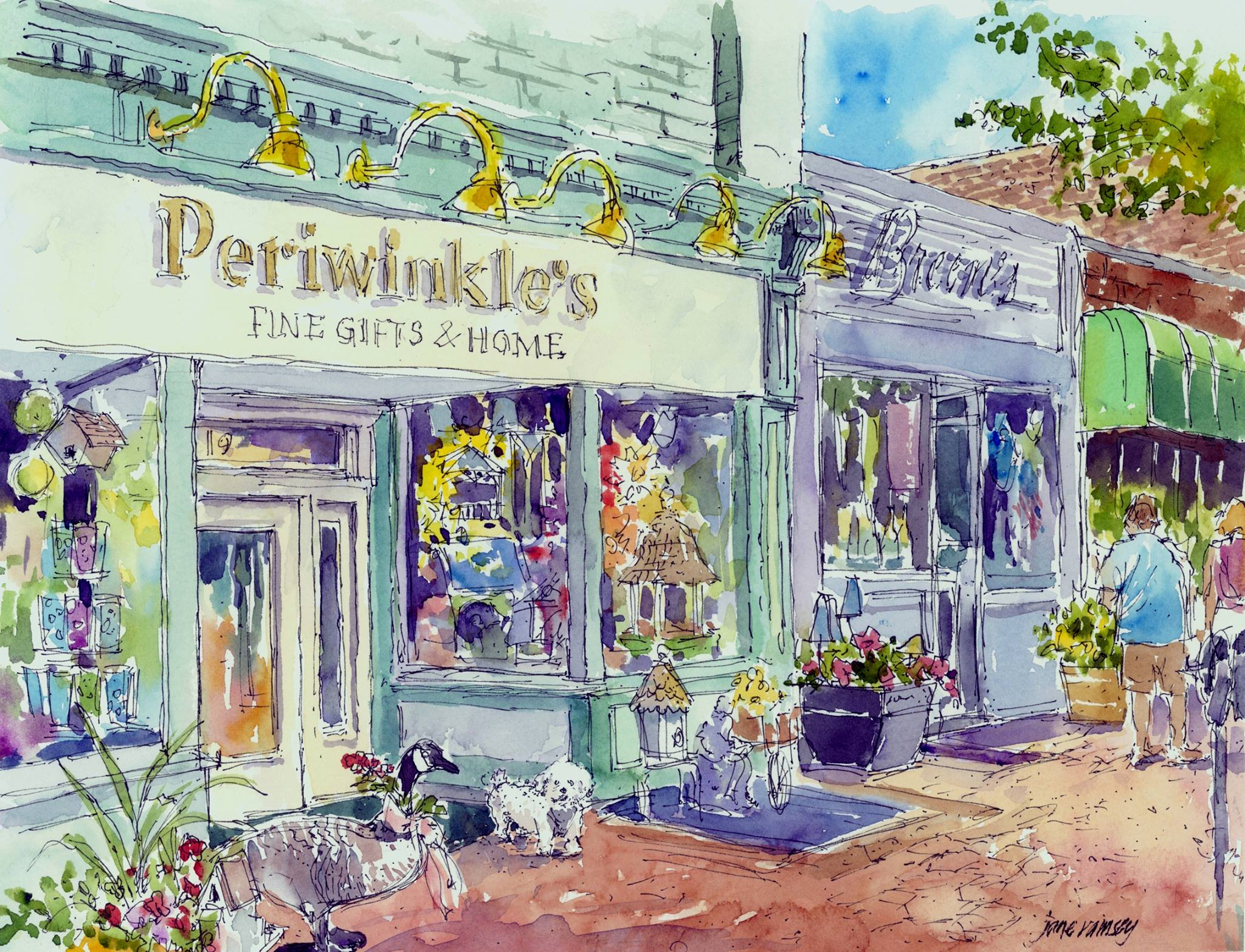 Periwinkle's fine gifts   19 Union Ave N Cranford, New Jersey 07016 (908) 276-1300