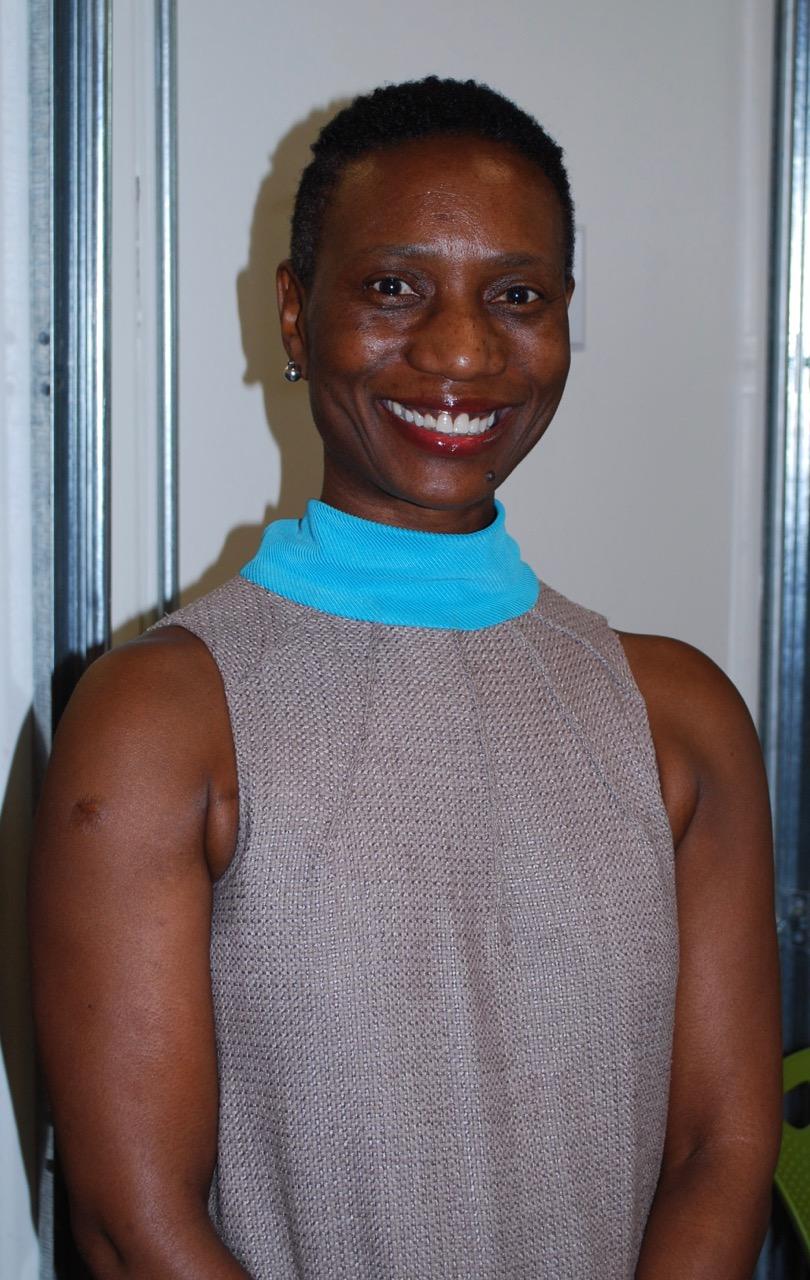 Silvia Mangue, President BC Black History Awareness Society. Photo by Robert Hawkes.