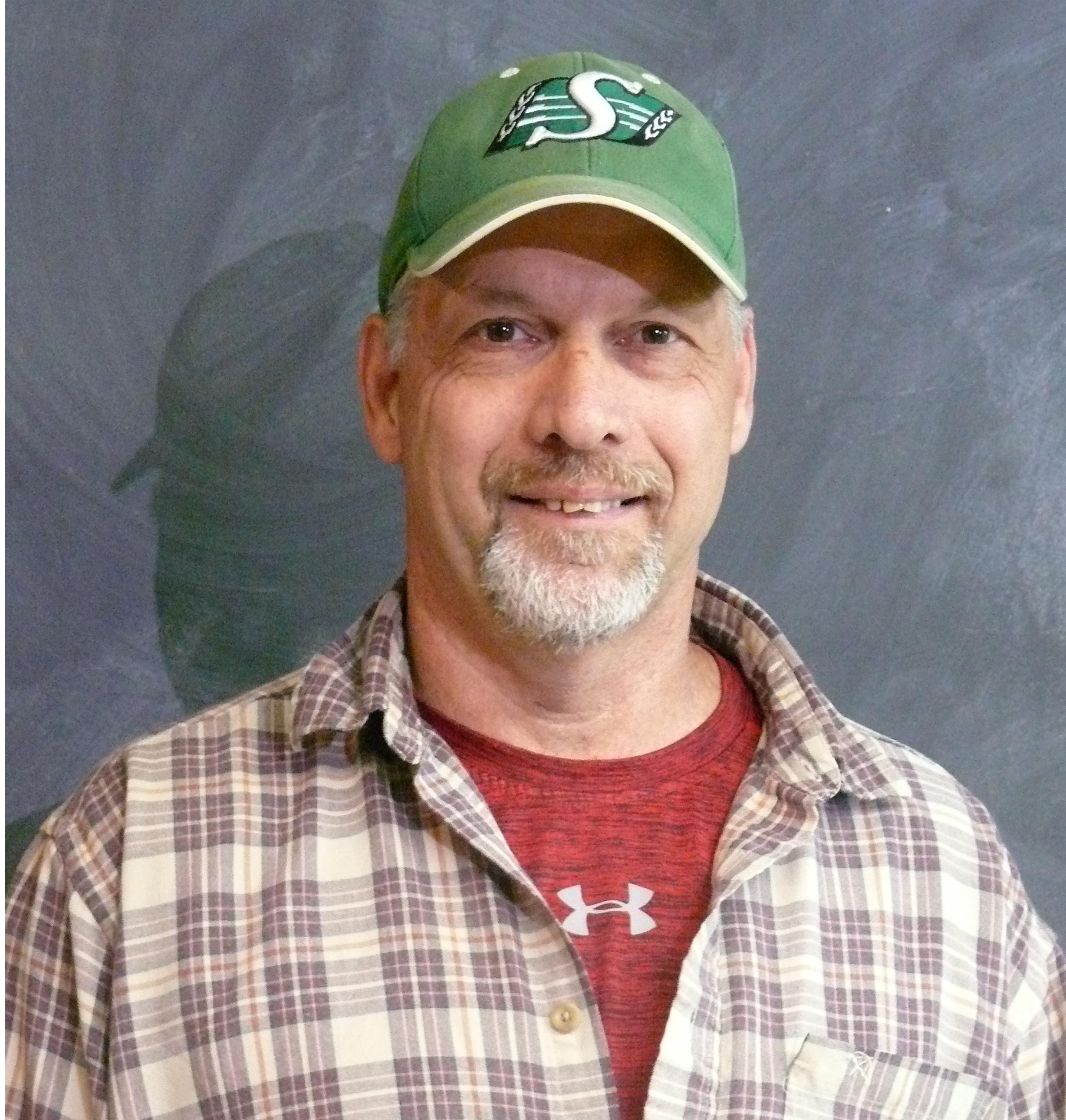 Darin Reimer, Hope Sanctuary executive director.