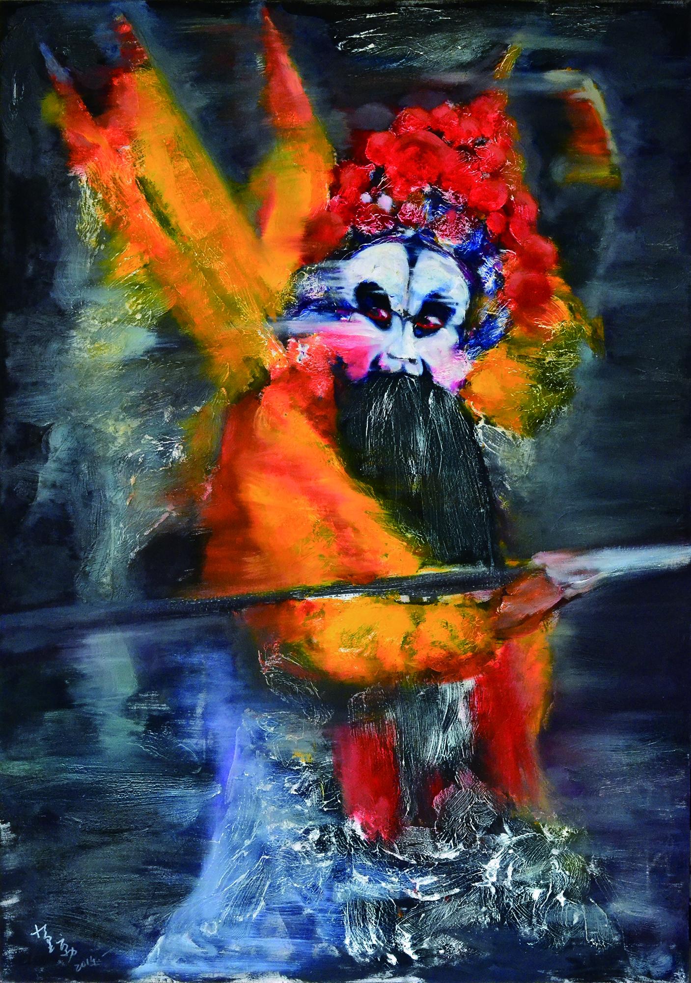 大武生2 Peking Opera-Wusheng 2