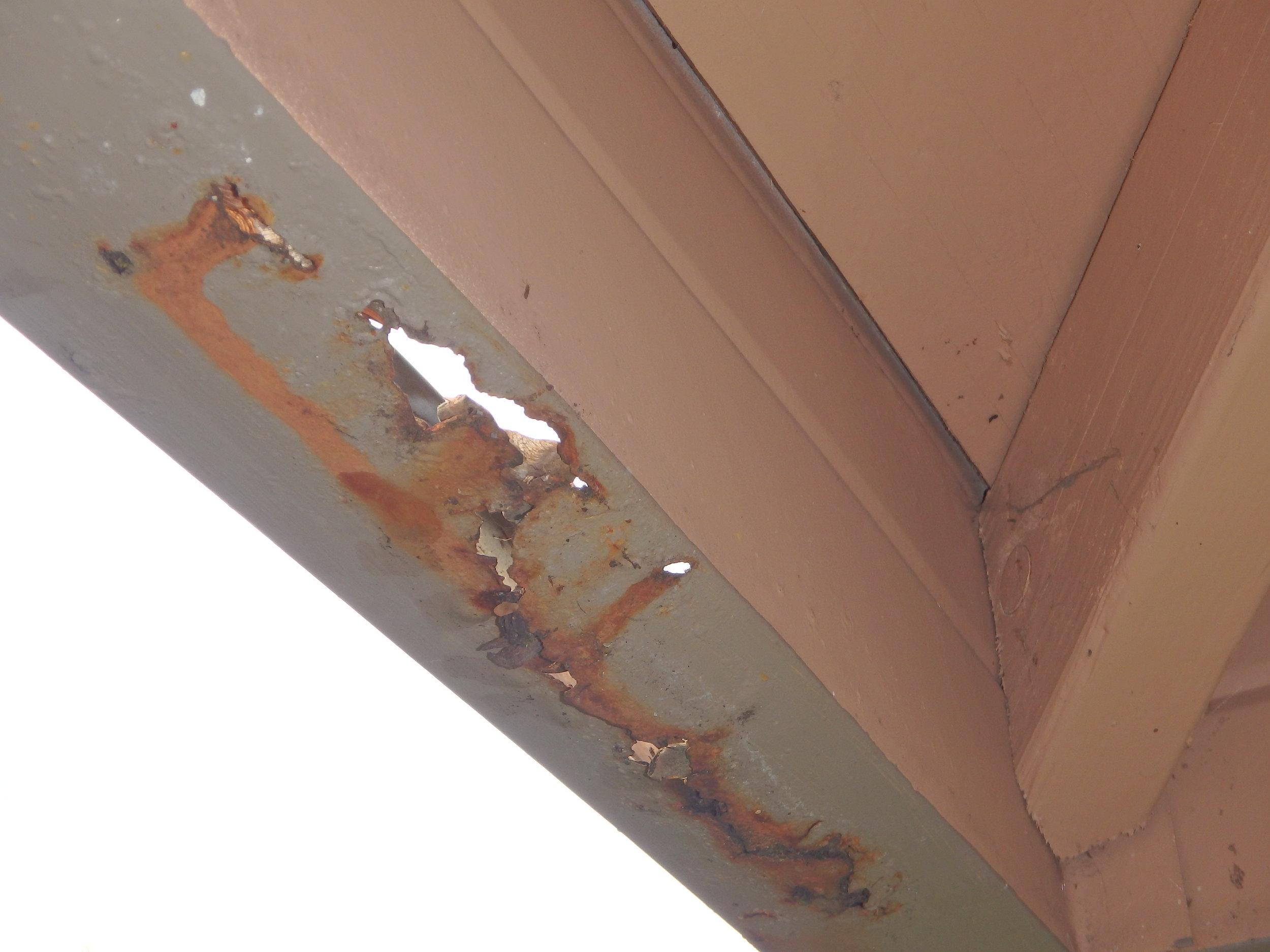 Corrosion Gutter.JPG
