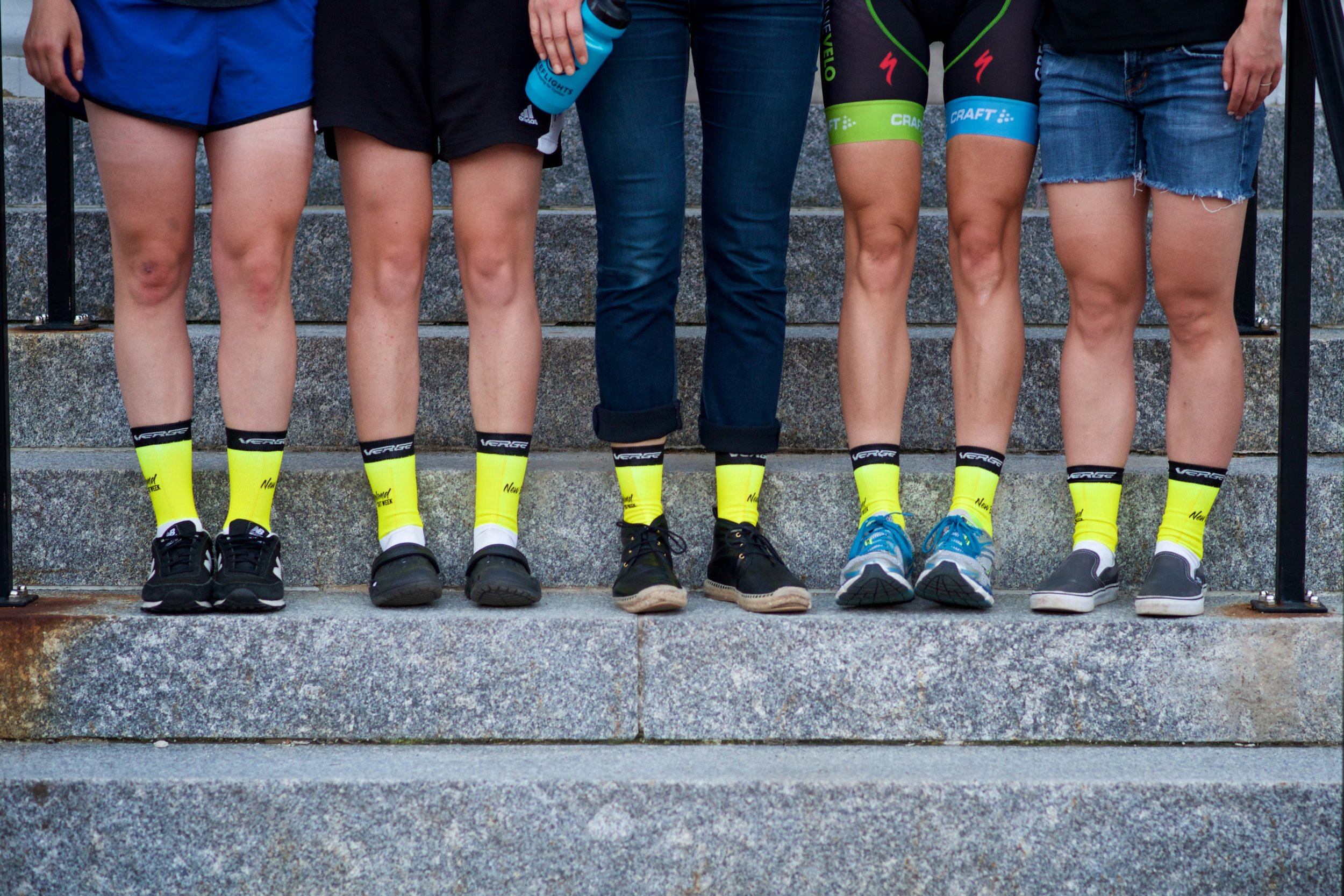 Women's Team Leaders - Green Line Velo driven by Zipcar  Katie Busick Photo