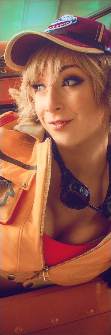 Final Fantasy XV: Cindy Aurum