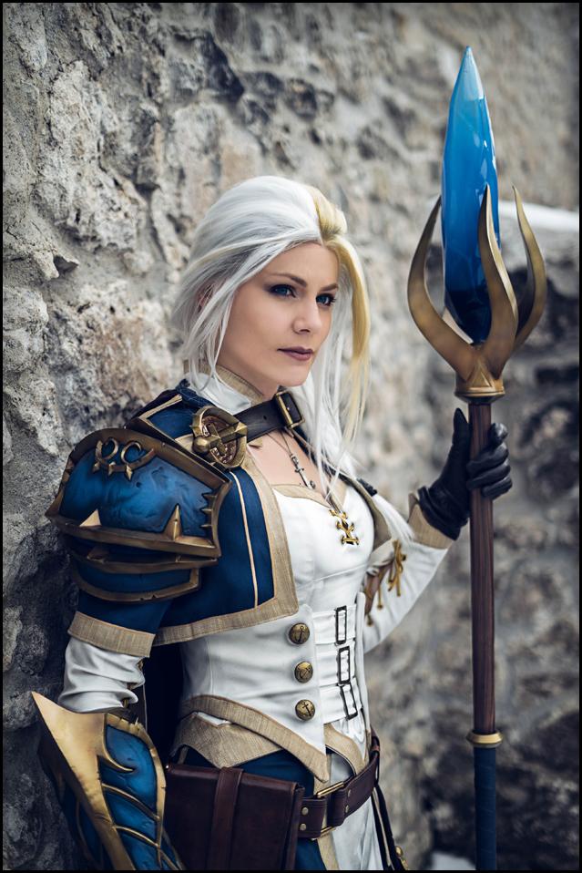Warcraft: Jaina Proudmoore