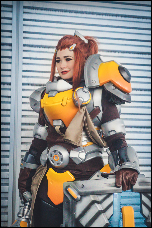Overwatch: Brigitte + Retribution