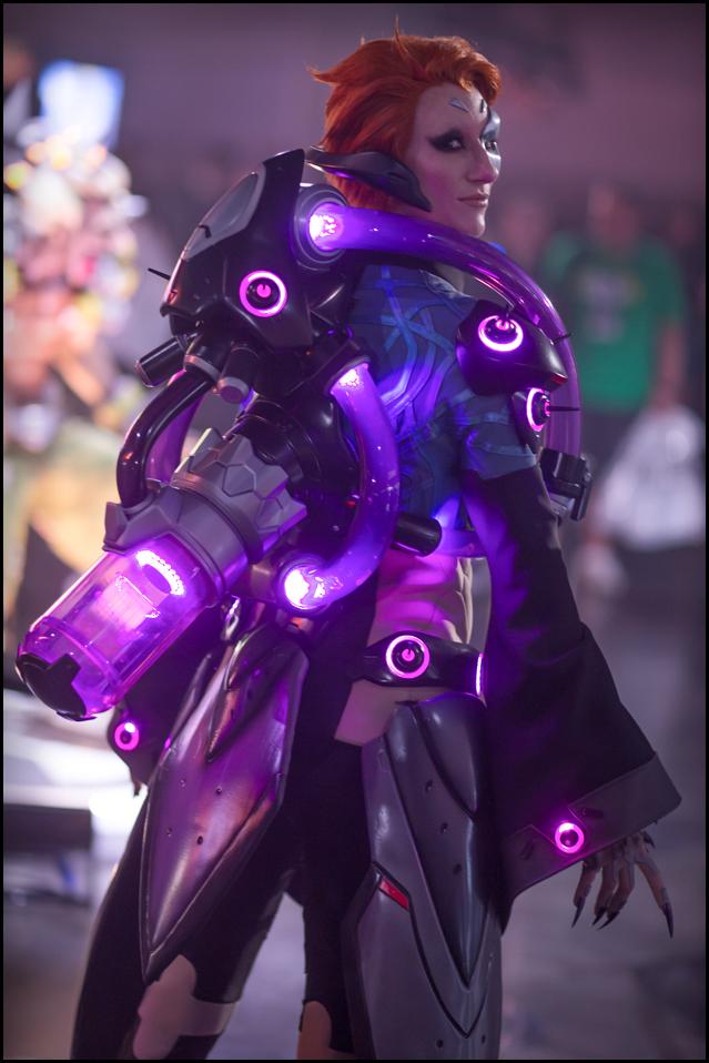 Overwatch: Moira