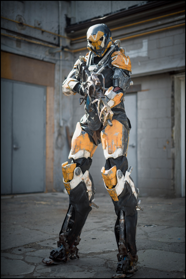 Anthem: Ranger Javelin