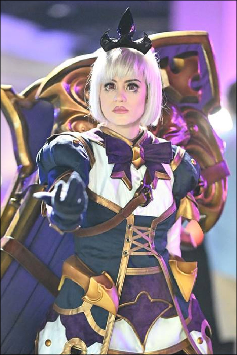Heroes of the Storm: Orphea