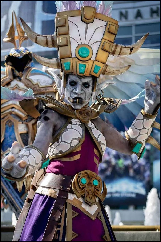 Warcraft: Talanji