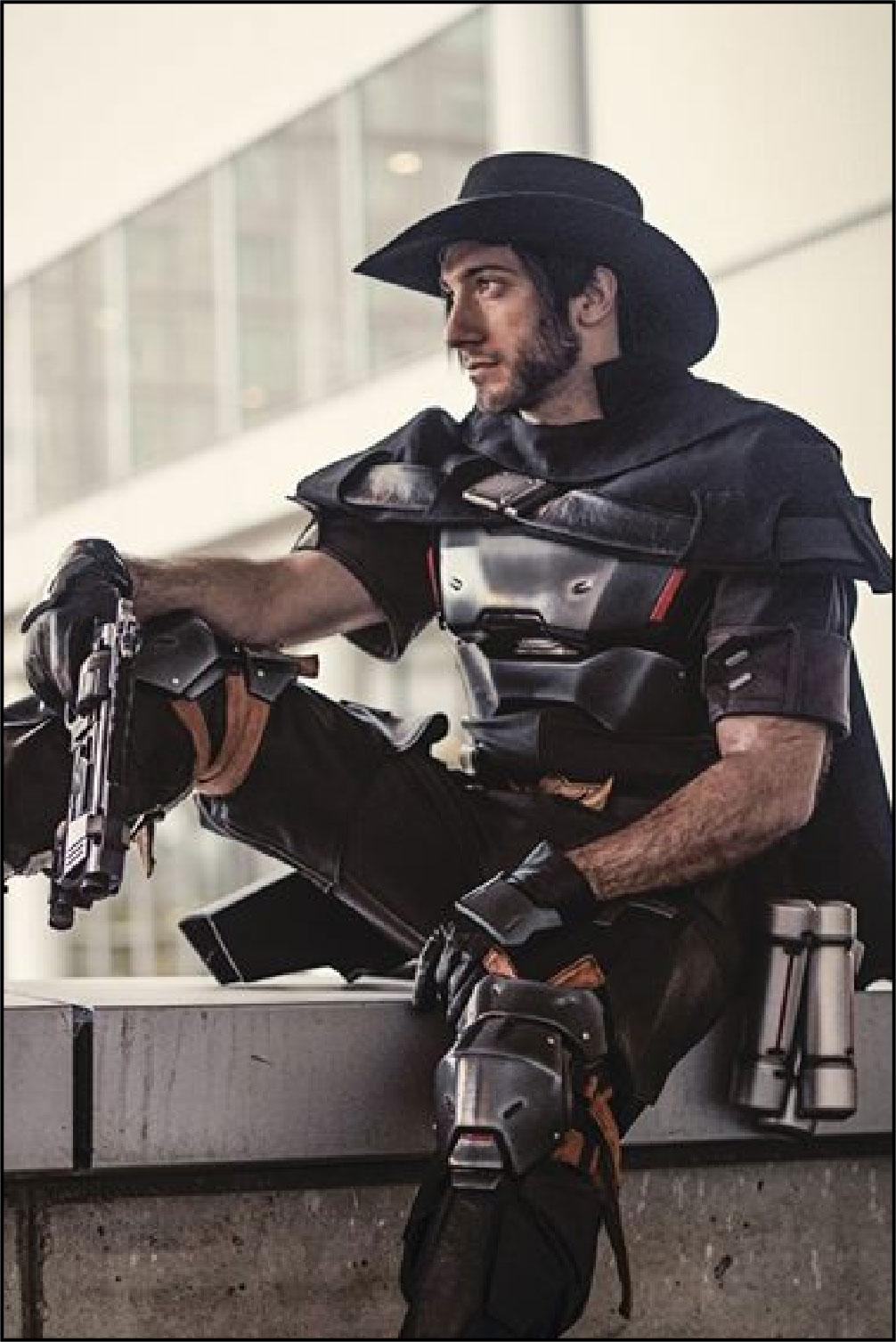 Overwatch: Blackwatch McCree