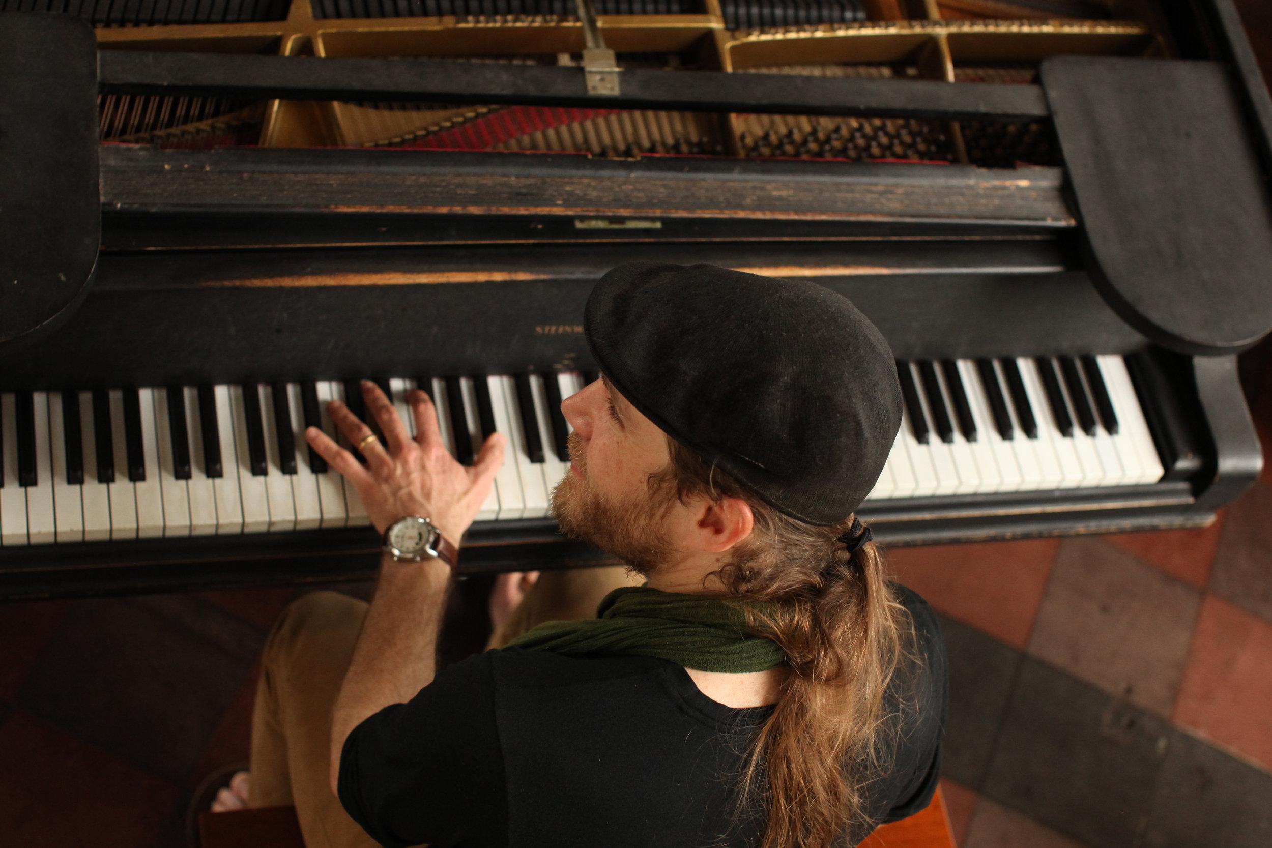Guy Mendilow Personal Statement - Musical BackgroundWhy dalcroze compels me