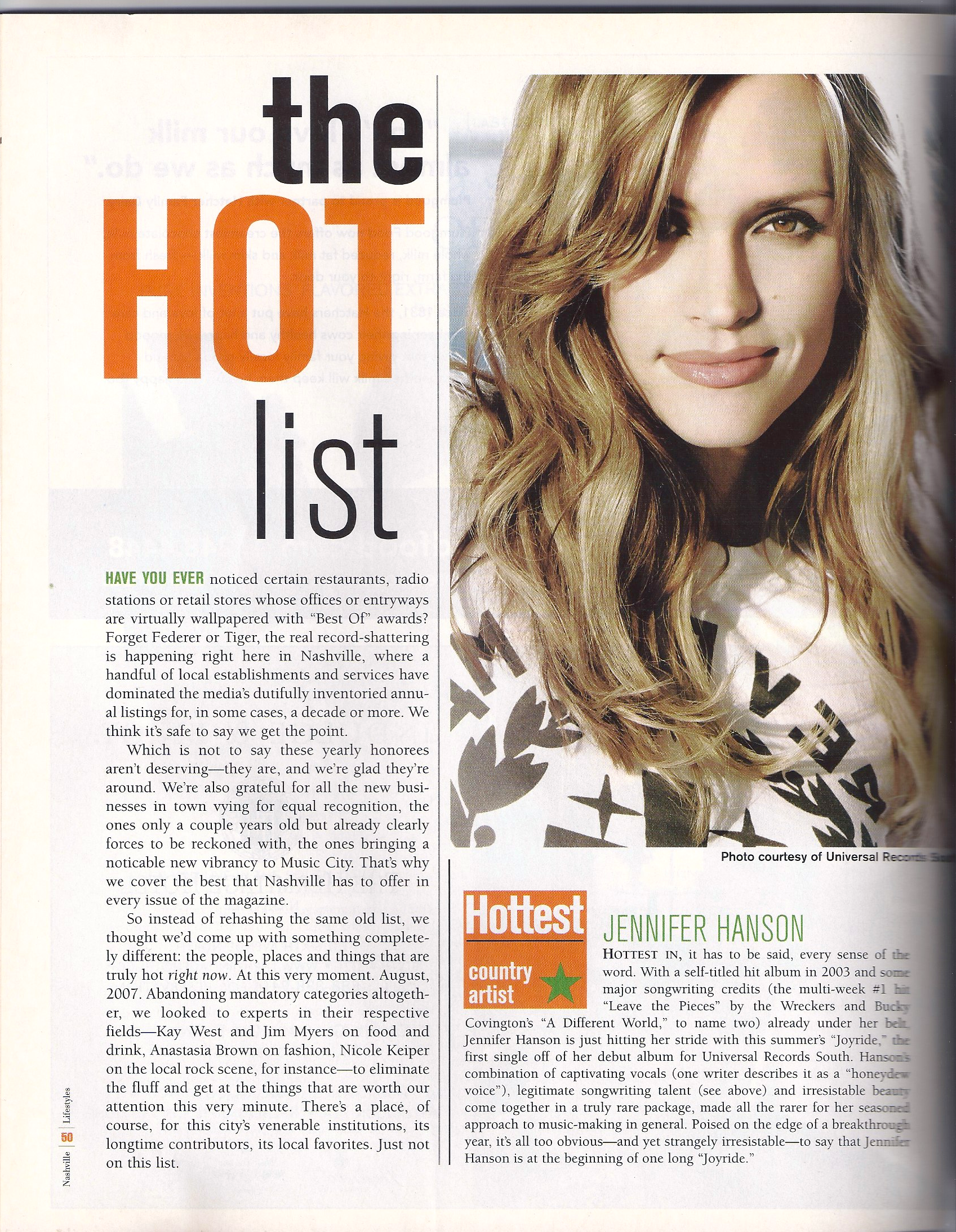 Nashville Lifestyle Magazine