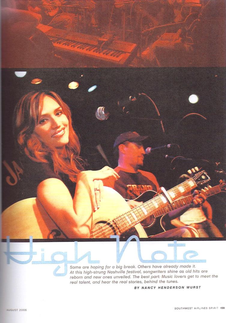 Southwest Airlines Magazine