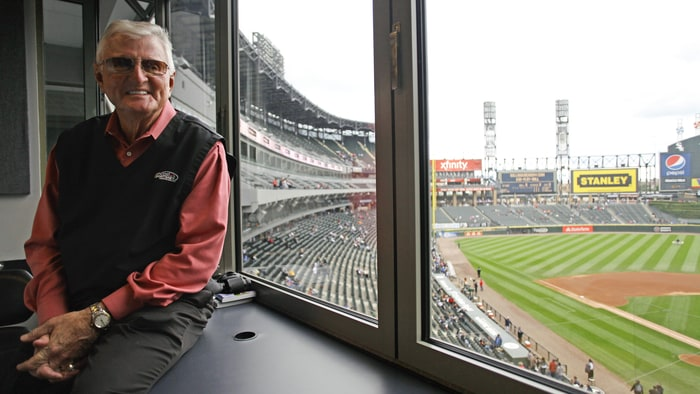 Joshua Lott/NYTimes/Redux   Hawk Harrelson: Baseball's Ultimate Homer Still Rules on the South Side   Loved by White Sox fans, and despised by everyone else, the 73-year-old announcer won't change his ways. For  Rolling Stone