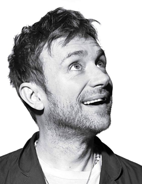 David Titlow  the hardest working man in rock.   Why Damon Albarn can't stop collaborating for  TIME , print edition on June 16, 2014